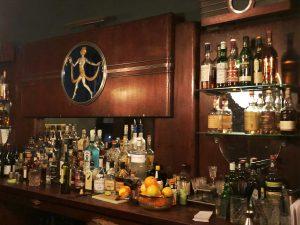 Art Deco Bar at Antietam, Detroit, Michigan