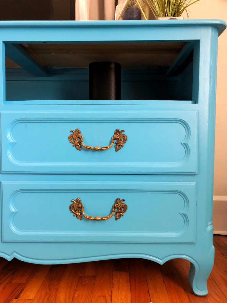 TV Stand drawers and top shelf