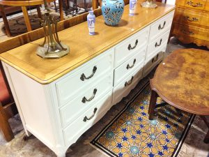 Original dresser found in Lansing, MI store